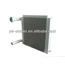 Radiador de aluminio de alta eficiencia para daewoo cielo