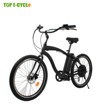 BC-4 Outdoor 48v 500w beach cruiser lowest price electric bike China