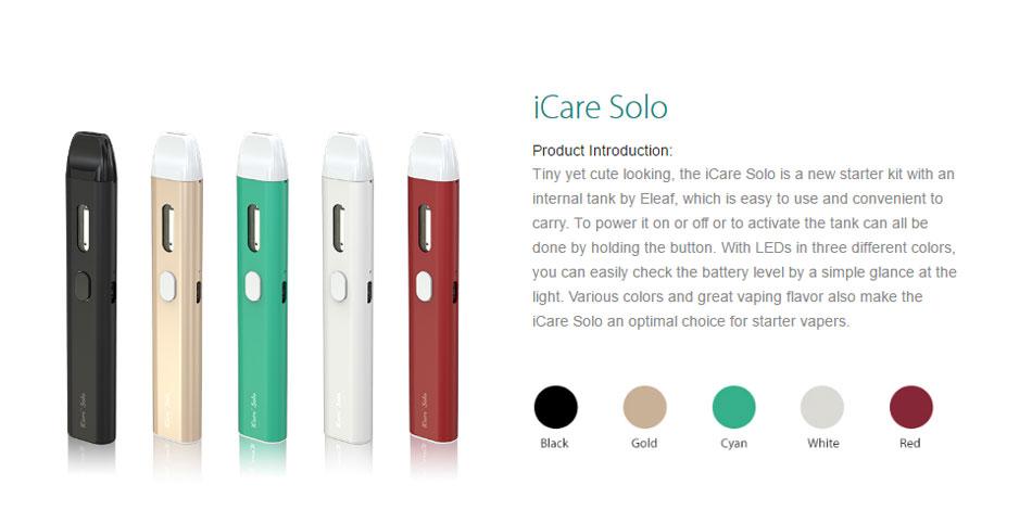 Eleaf iCare Solo Starter Kit