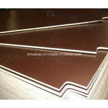 1110 * 2560 * 6.5mm contreplaqué filmé première qualité