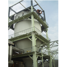 Centrifugal atomizer spray drying machine