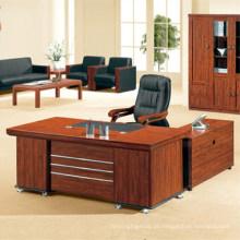 Mobília de escritório mesa de escritório MDF mesa de escritório moderno conjunto de mesa de escritório mesa de recepção