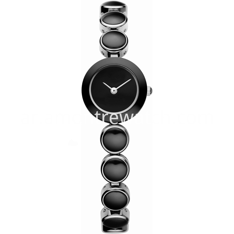 black lady watch