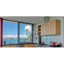 Cozinha autolimpação Vidro alumínio deslizante janelas preços