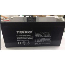 TINKO Deep Cycle AGM Battery 12V 260AH