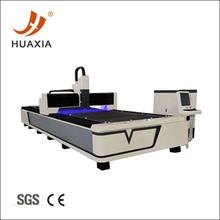 Découpeuse cnc à fibre laser pour tôle d'aluminium
