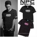 Mlgb Hip Hop Punk Sport Kurzarm T-Shirt & Tops T-Shirt