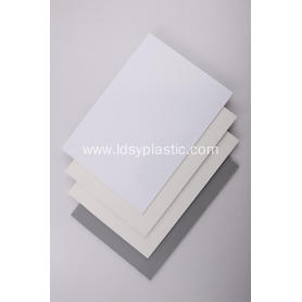 Matte Surface PVC Sheet