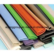 2mm Woodgrain mobiliário PVC Lipping para decoração
