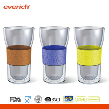 Promotional Heat Resistant Coffee Best Glass Water Cup Wholesale