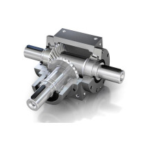 Industrial Helical Bevel Gearbox for Transmission Auto Parts