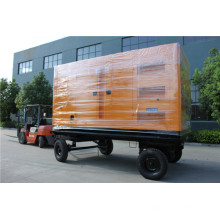 120kw Trailer Silent Cummins Generador Diesel