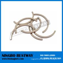 Ímanes NdFeB N50 com revestimento de Ni