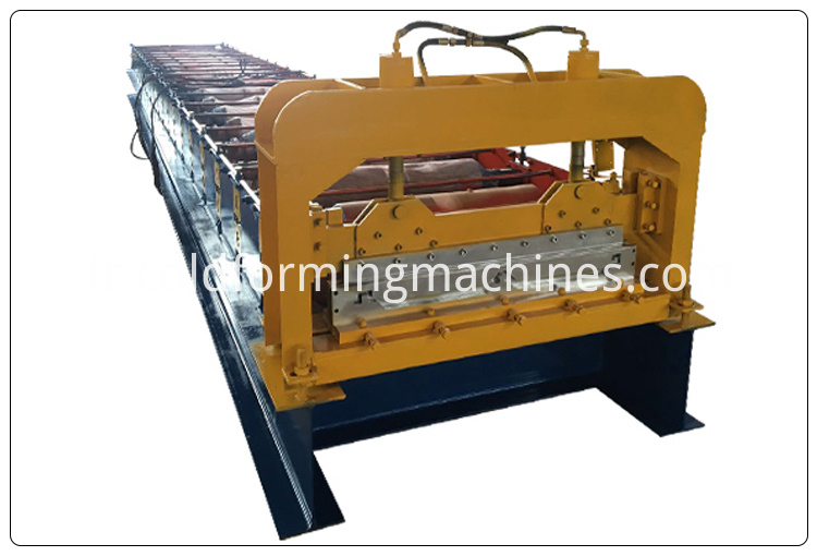 1 joint hidden wall forming machine