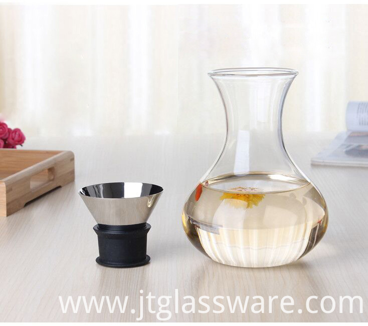 Glass Wine Carafe