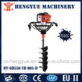 52cc Portable Ground Drill with High Quality in Hot Sale