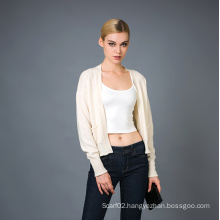 Lady′s Fashion Cashmere Sweater 17brpv120