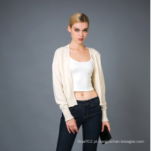 Lady's Fashion Cashmere Sweater 17brpv120