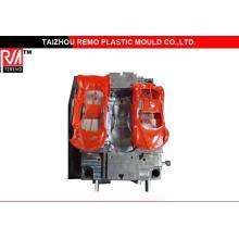 Высокое качество пластиковая игрушка автомобиль прессформы (RMMOULD7589)
