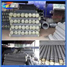 Clôture en chaîne galvanisée Fencing (usine) (CT-37)