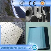 Géomembranes en PEHD de 1,5 mm pour revêtement de site d'enfouissement