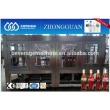 3in1 Monoblock-Soda-Wasser-Füllmaschine / Fertigungsstraße-Qualitäts-Wahl
