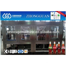 3in1 Monoblock Soda Water Filling Machine / Production Line                                                                         Quality Choice