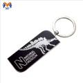 Custom dog tag keychain charms