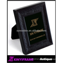 Wholesale pretty wooden photo frame and frame