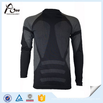 Thermal Top Men′s Wholesale Fitness Underwear
