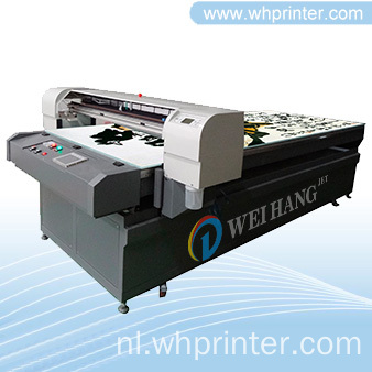 Hoge precisie digitale Printer voor leder/PU/PVC