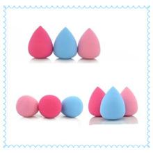 Húmedo o en seco de alta calidad maquillaje esponja cosmética borla