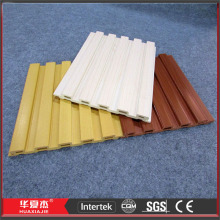 WPC Wainscoting Plastic Building Panels
