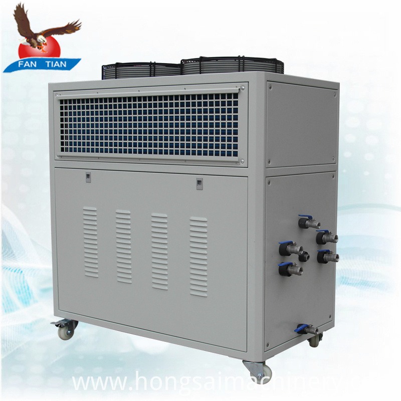 5HP AIR COOLED CHILLER9