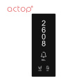 Placca ACTOP Touch Glass S / M / L