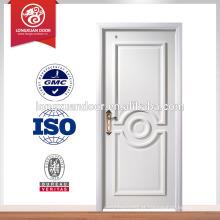 Porta mdf interior, design de porta de madeira, preço da porta MDF