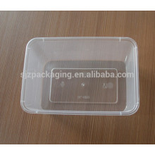 Eco-friendly PVC lamination PE packaging film for disposable meal box