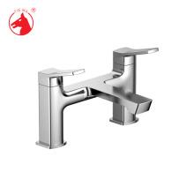 Dual-handle UK design basin mixer (TMK41303A)
