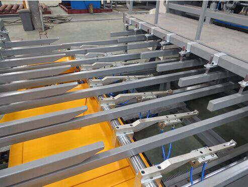 Concrete Reinforcement Wire Mesh Machine