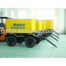 tracteur à quatre roues pour daewoo
