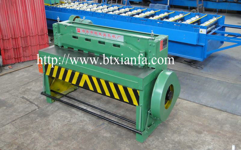 Metal Sheet Bending Machine (2)