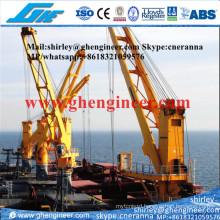 Eelctrical Barge Crane for Bulk Cargo Transshipper