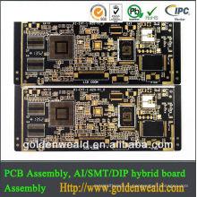 Быстрый поворот&высокое качество&дешевые цены печатной платы прототип производитель электронных плат PCB сигареты