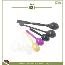 PP disposable plastic scoop coffee spoon tea spoon