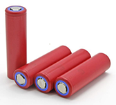 power flashlight Lithium Ion Rechargeable 18650 battery