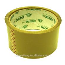 JML BOPP cinta adhesiva cinta transparente para el sellado de cartón