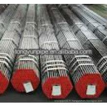 Astm a179 / 106 tuyau en acier et tube