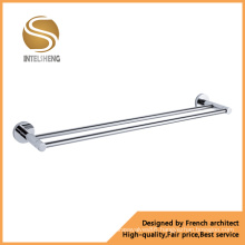 Hot-Sale Stainless Steel Double Towel Bar (AOM-8312)
