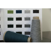 2017 knitted yarn and cashmere yarn