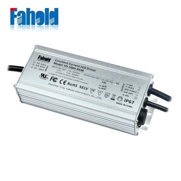 Driver LED 24V 100W Driver en aluminium à tension constante
